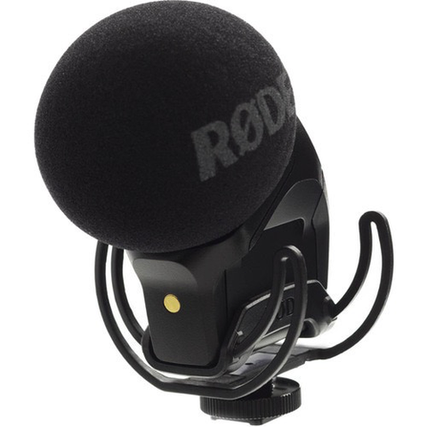 Rode Stereo VideoMic Pro Rycote by Rode at B&C Camera