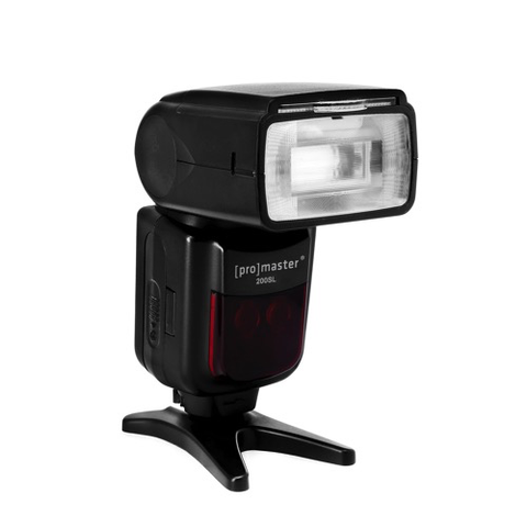 Promaster 200SL Speedlight for Nikon by Promaster at bandccamera
