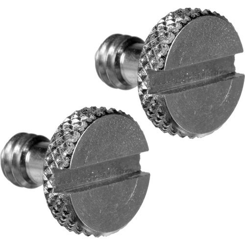 "Manfrotto Set of Two 1/4"" Camera Mounting Screws"