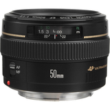 Canon EF 50mm f/1.4 USM Lens by Canon at B&C Camera