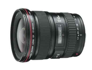 Canon EF 17-40mm f/4L USM by Canon at B&C Camera