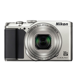 Nikon COOLPIX A900 Digital Point and Shoot Camera (Silver) - B&C Camera