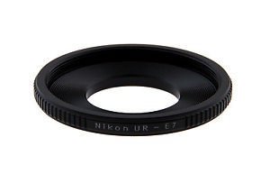 Nikon UR-E7 Converter Adapter by Nikon at bandccamera