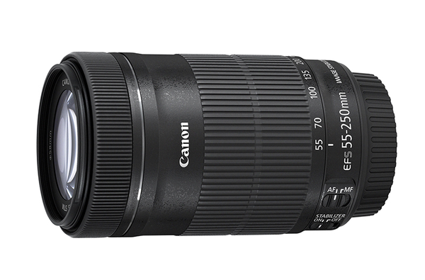 Canon EF-S 55-250mm f/4-5.6 IS STM - B&C Camera