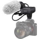 Sony XLR-K2M XLR Adapter Kit with Microphone - B&C Camera - 5