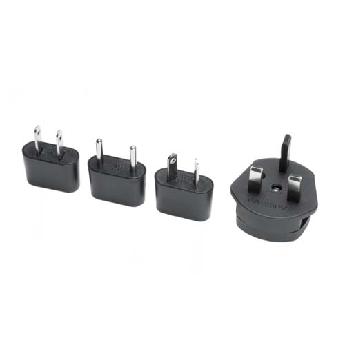 Promaster International Plug Adapter Assortment