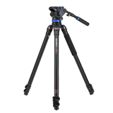 Benro A373 Series 3 Aluminum Video Tripod And S7 Head by Benro at B&C Camera