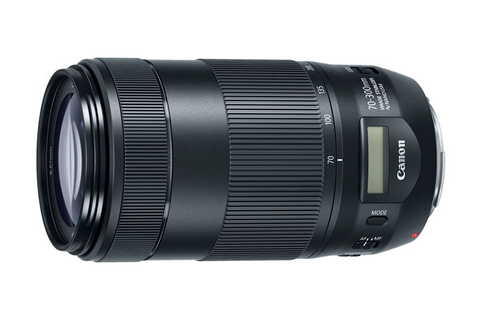 Canon EF 70-300mm f/4-5.6 IS II USM by Canon at B&C Camera