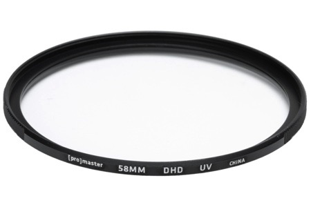 Promaster 58mm Digital HD UV Lens Filter - B&C Camera