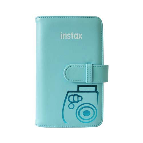 FujiFilm Instax Wallet Album - Blue