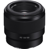 Sony FE 50mm f/1.8 Lens by Sony at B&C Camera