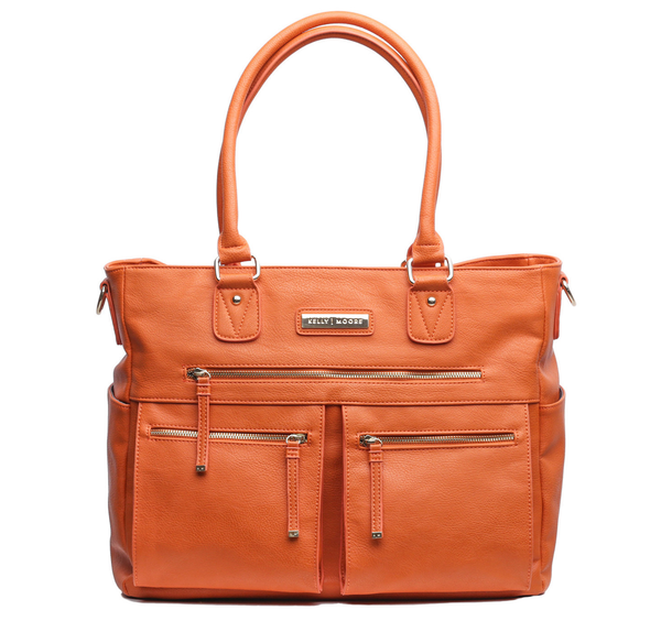 Kelly Moore Bag | The Libby 2.0 - Orange