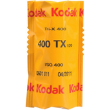 Kodak Professional Tri-X 400 Black & White Negative Film (120 Roll)