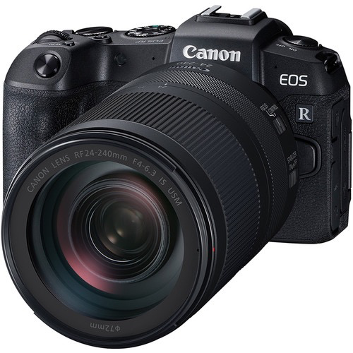 Canon EOS RP Mirrorless Digital Camera with RF 24-240mm Lens