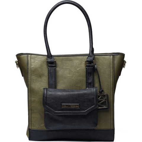 Kelly Moore Bag Monroe Bag (Moss)