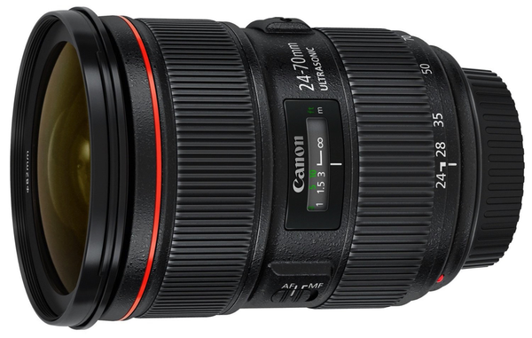 Canon EF 24-70mm f/2.8L II USM by Canon at B&C Camera