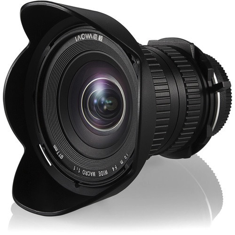 Venus Optics Laowa 15mm f/4 Macro Lens for Canon EF by Laowa at B&C Camera