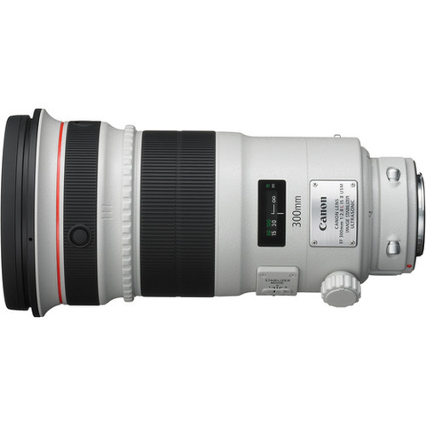 Canon EF 300mm f/2.8L IS II USM Lens by Canon at B&C Camera
