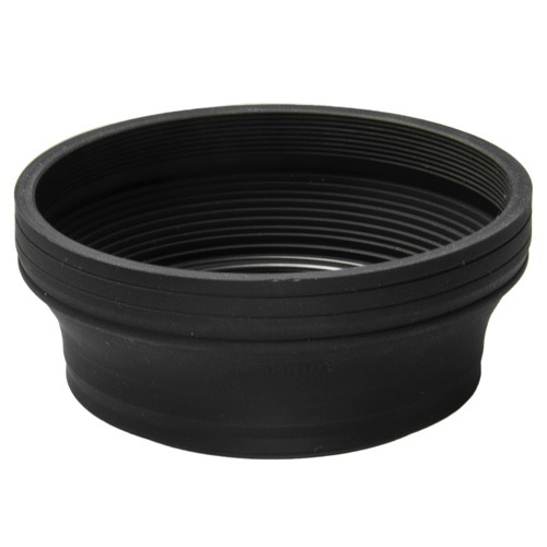 Promaster 77mm Wide Angle Rubber Lens Hood by Promaster at bandccamera