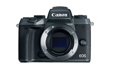 Canon EOS M5 BODY by Canon at B&C Camera