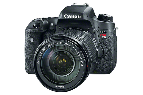 Canon EOS Rebel T6s 18-135 STM Kit - B&C Camera