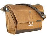"Peak Design Everyday Messenger Bag 15"" (Heritage Tan) - B&C Camera"