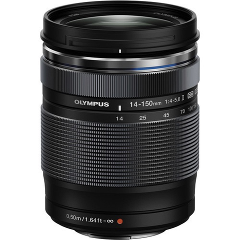 Olympus M.Zuiko ED 14-150mm f/4.0-5.6 II Lens by Olympus at B&C Camera