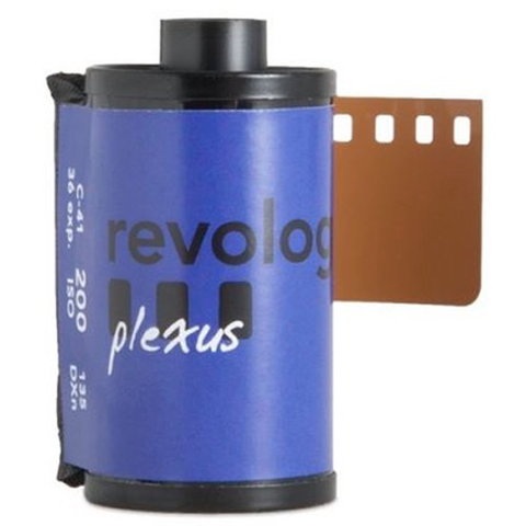 REVOLOG Plexus 200 Color Negative Film (35mm Roll Film, 36 Exposures)