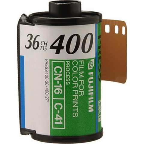 FujiFilm 400-36 Superia Boxed Color Print Film