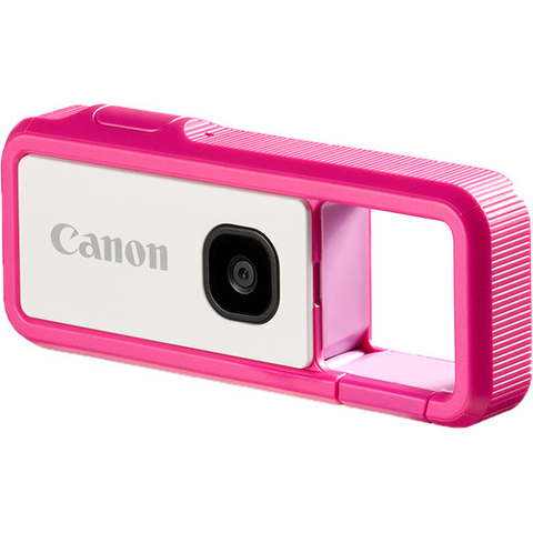 Canon IVY REC Digital Camera (Dragonfruit)