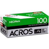 Fujifilm ACROS 100 Neopan 120 Black & White Film by Fujifilm at B&C Camera