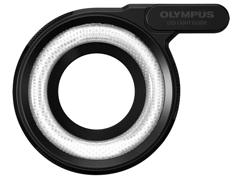 Olympus LG-1 LED Macro Ring Light by Olympus at bandccamera