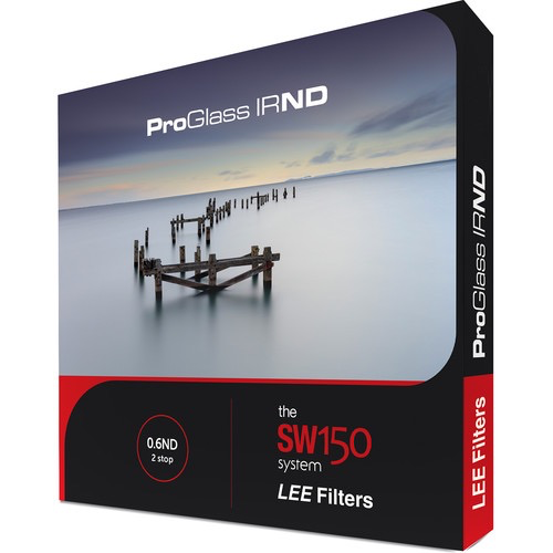 LEE FILTERS SW150 ProGlass IRND 6 stop at B&C Camera
