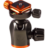 3 Legged Thing Eclipse (Orange and Gray) AirHed 360 Ball Head by 3leggedthing at B&C Camera