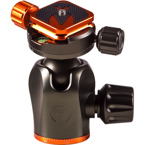 3 Legged Thing Eclipse (Orange and Gray) AirHed 360 Ball Head