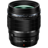 Olympus M.Zuiko Digital ED 45mm f/1.2 PRO Lens by Olympus at B&C Camera