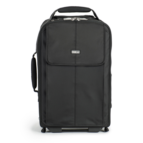 Think Tank Photo Airport Advantage Roller Sized Carry-On (Black) by thinkTank at B&C Camera