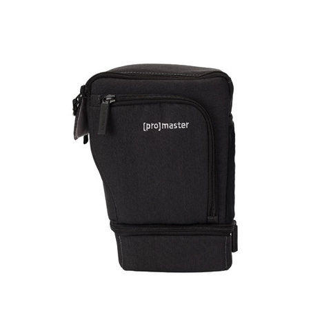 Promaster Cityscape 16 Holster Sling Bag - Charcoal Grey by Promaster at B&C Camera