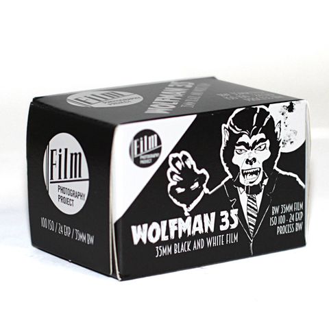 WOLFMAN 35mm film