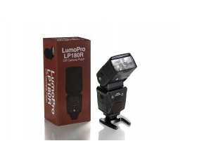 LumoPro LP180R Off Camera Flash - B&C Camera - 1
