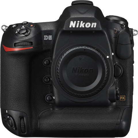Nikon D5 DSLR Camera Body (CF) - B&C Camera