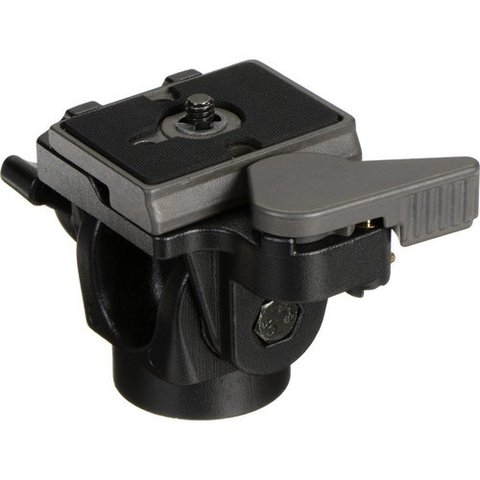 Manfrotto 234RC Monopod Tilt Head with Quick Release by Manfrotto at bandccamera