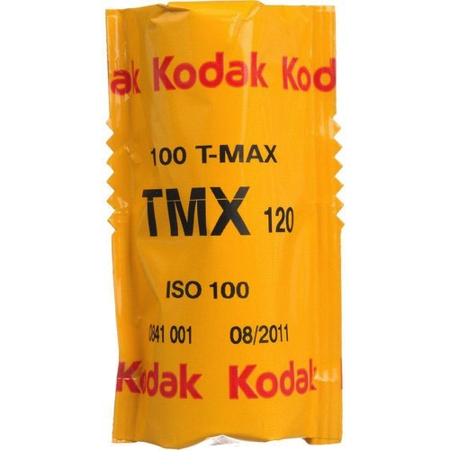 Kodak Professional T-Max 100 Black and White Negative Film (120 Roll)