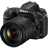 Nikon D750 DSLR Camera with 24-120mm Lens - B&C Camera - 2