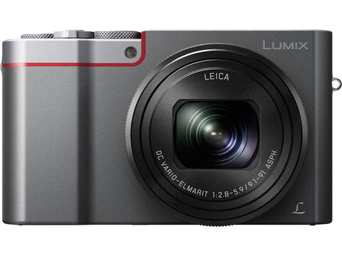 Panasonic Lumix DMC-ZS100 4K Digital Camera (Silver) - B&C Camera - 1