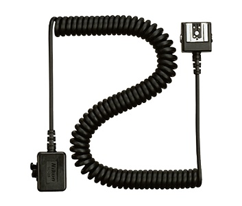 Nikon SC-28 TTL Coiled Remote Cord - B&C Camera