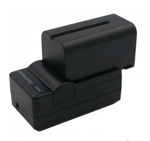 Promaster Sony NP-F770 Lithium Ion Battery + Battery Charger by Promaster at bandccamera