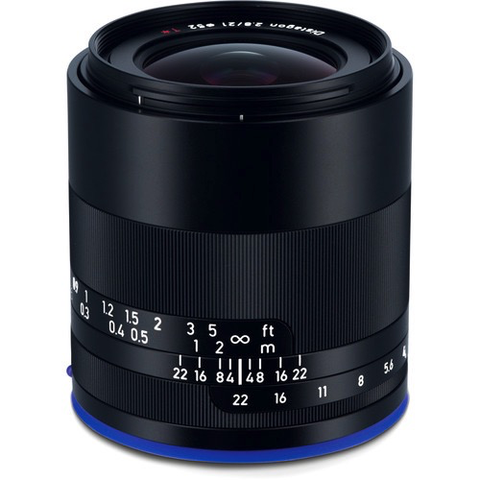 Zeiss Loxia 21mm f/2.8 Lens for Sony E Mount by Zeiss at bandccamera