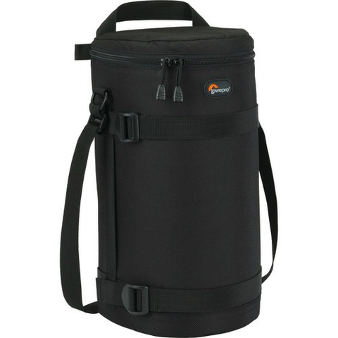 Lowepro Lens Case 13x32 cm (Black) - B&C Camera - 1