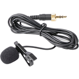 Saramonic Replacement Lavalier Microphone with Locking 3.5mm Male for UWMIC9, UWMIC10, VmicLink5,UWMIC15, Etc by Saramonic at B&C Camera